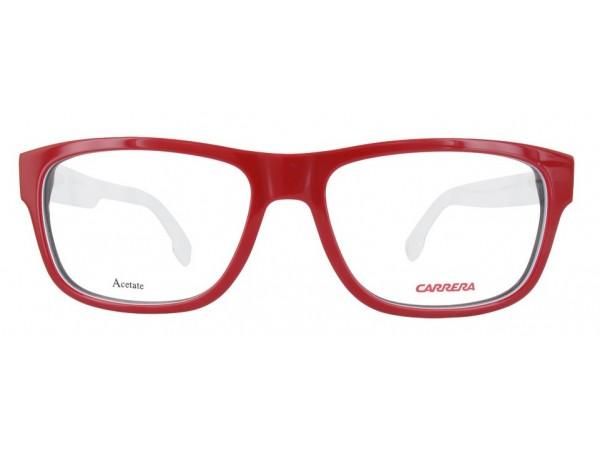 Unisex dioptrické okuliare Carrera CA 1102V Red -a