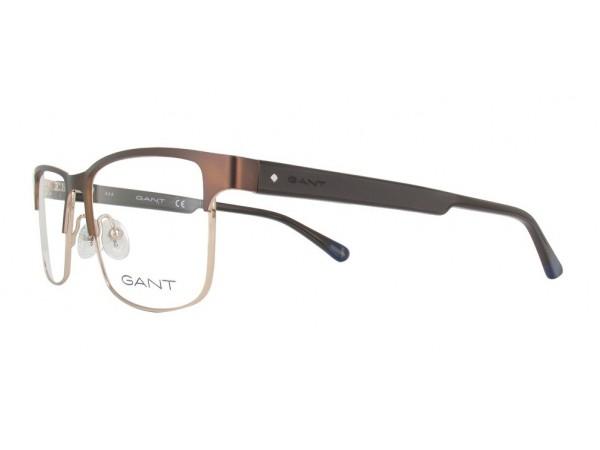 Pánske dioptrické okuliare Gant GA3108 Brown