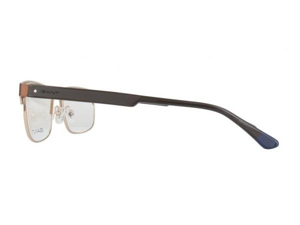 Pánske dioptrické okuliare Gant GA3108 Brown-b