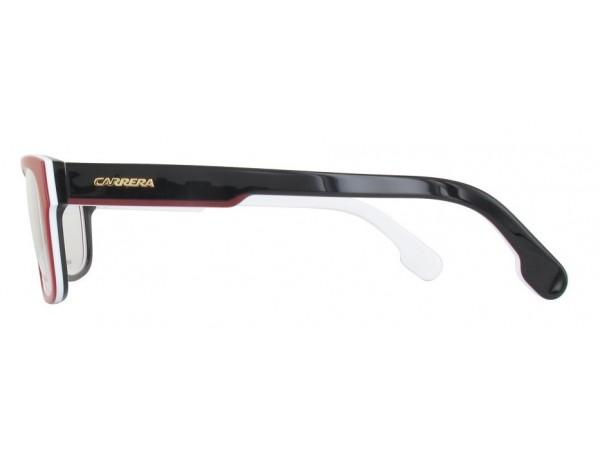 Unisex dioptrické okuliare Carrera CA 1102V Red -b