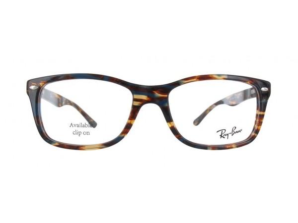 Dioptrické okuliare Ray-Ban RX5228-5711-53 -a