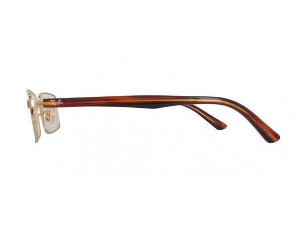 Dioptrické okuliare Ray-Ban RX6268I-2500-53 -b