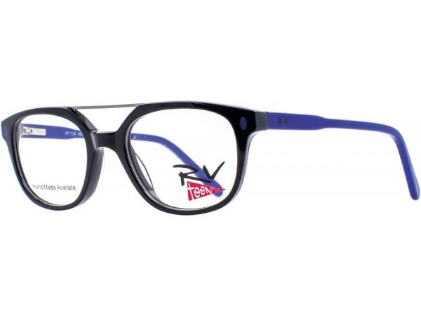 tské dioptrické okuliare RV teen´s Blue
