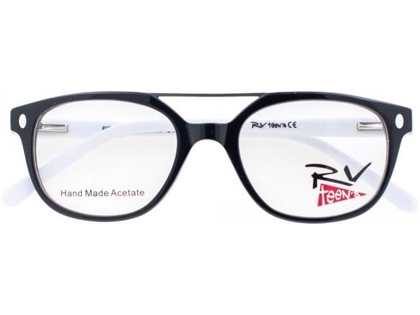 Detské dioptrické okuliare RV teen´s White -a
