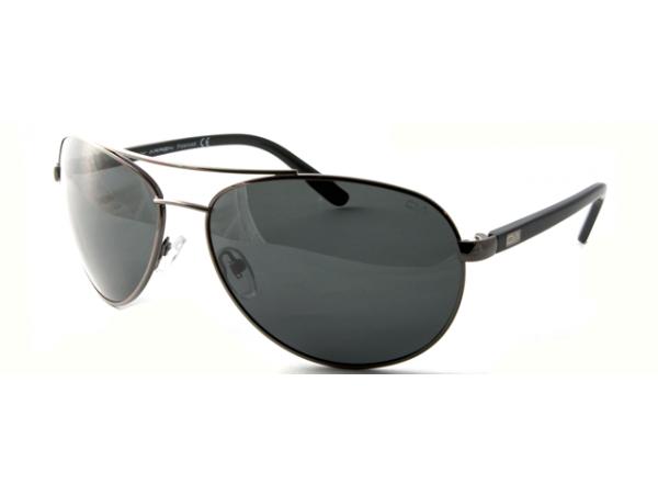 Slnečné okuliare Aviator čierne