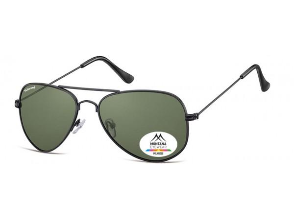 Slnečné okuliare Aviator polarizačné MP94A