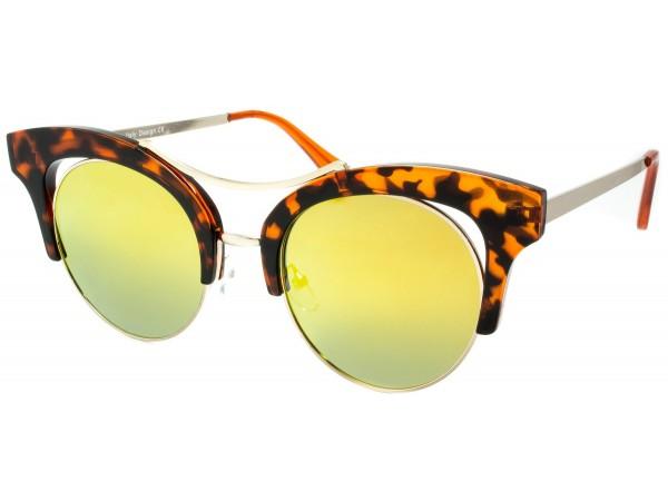 Slnečné okuliare Eleven Miami 2566 Orange - 2