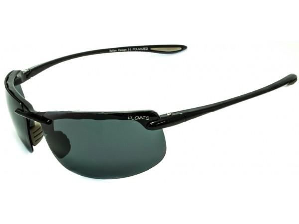 Slnečné polarizačné okuliare Floats F4231 Black - 1