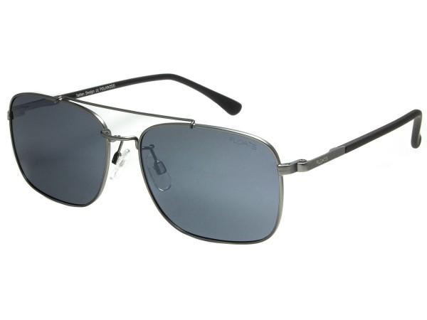 Slnečné polarizačné okuliare FLOATS F4254 Gun - 1