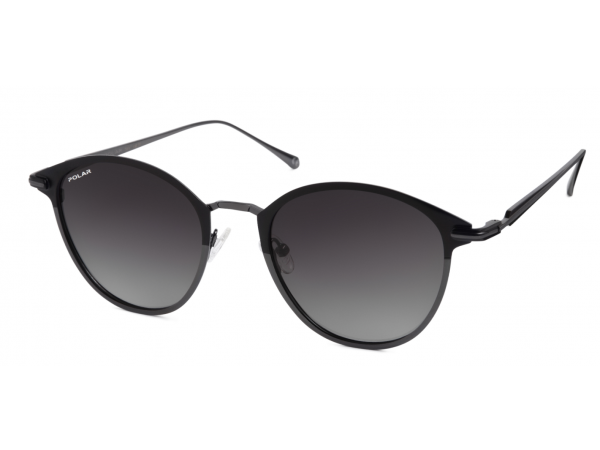 Slnečné okuliare POLAR Club2 Black&Gun