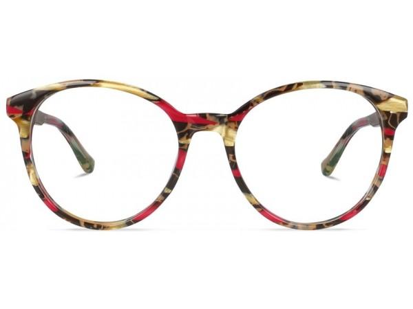 Dámske dioptrické okuliare Stella Gold -a