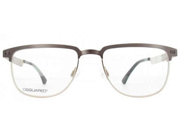 Pánske dioptrické okuliare DSQUARED2 DQ5111-2