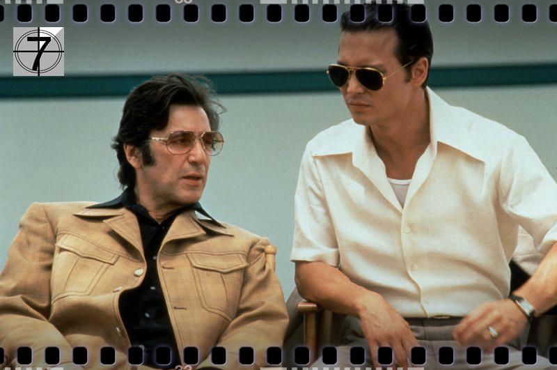 Donnie Brasco - okuliare vo filme