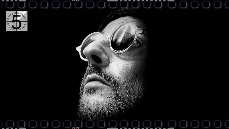 Leon okuliare vo filme