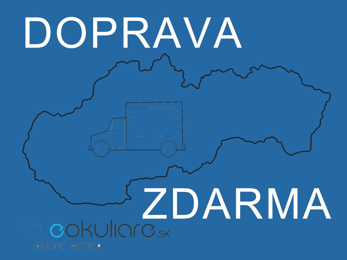 Doprava zdarma - eOkuliare.sk