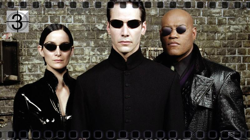 Matrix - okuliare vo filme