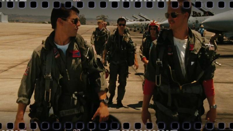Top Gun - okuliare vo filme